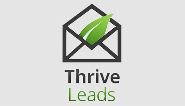 Thrive Leads - Lead Generation Plugin