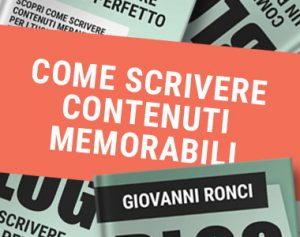 Banner ebook - Blog: Come scrivere un post perfetto