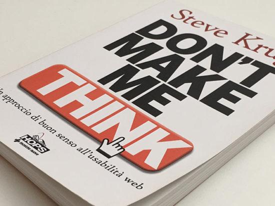 Usabilità web: Don't Make Me Think – Steve Krug