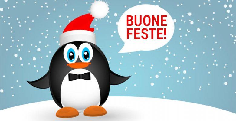 Buon Natale e Buone Feste
