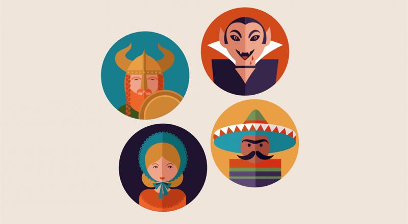 Come creare personaggi