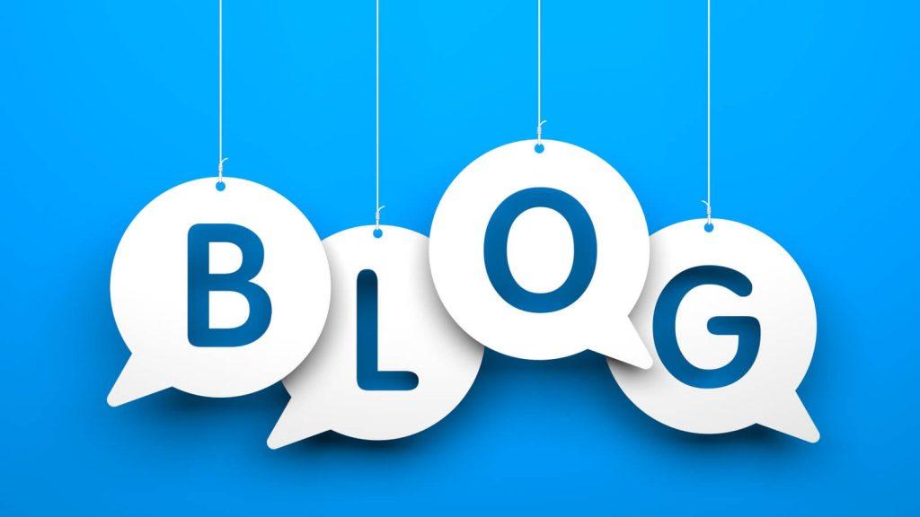 argomenti blog