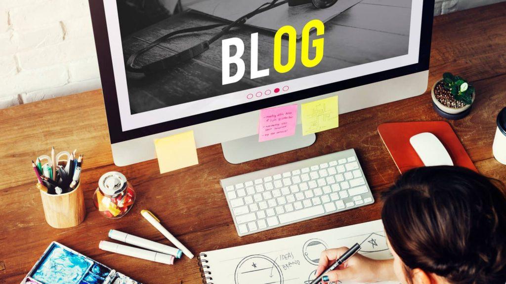 argomenti per blog