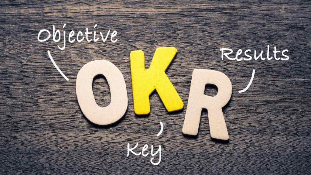 Icona OKR: raggiungere obiettivi con efficacia