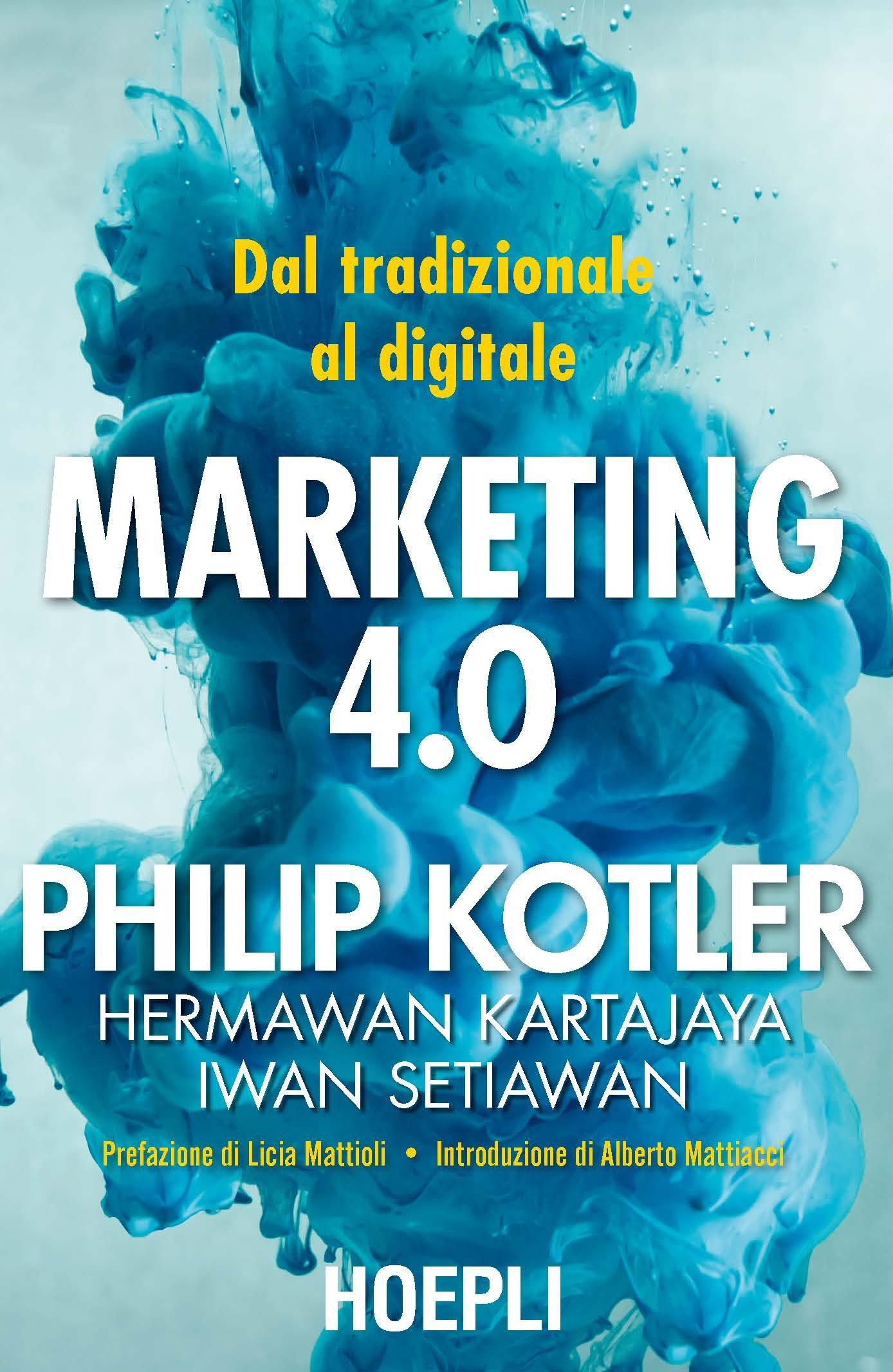 Libri per Freelance - Marketing 4.0 Kotler