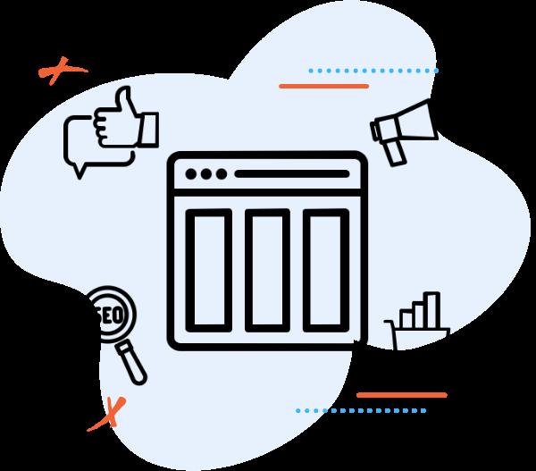 Realizzazione blog e siti web portali di formazione