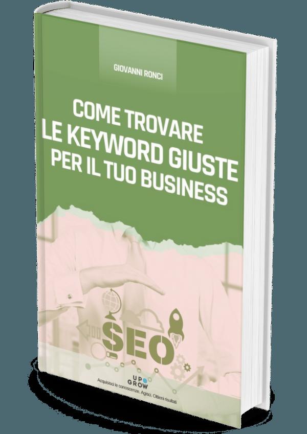 action book come trovare keyword giuste per tuo business