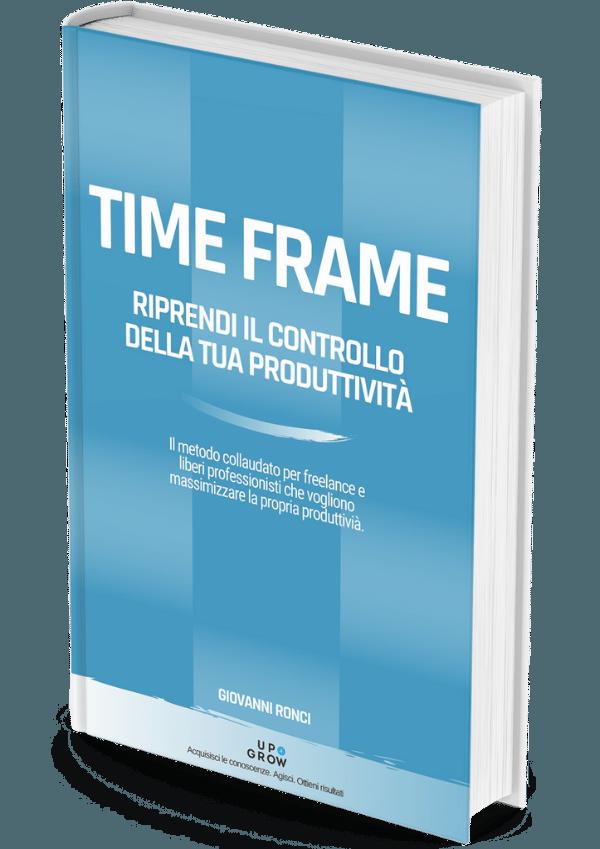 Action Book Time Frame Produttività