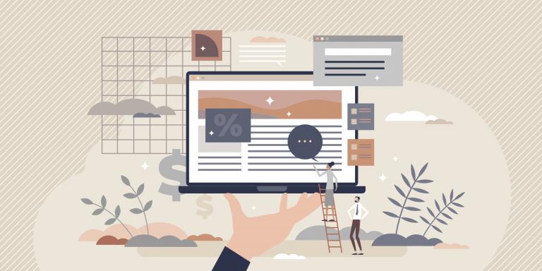 Come creare un blog per promuovere te stesso e i tuoi servizi: gli errori da evitare.