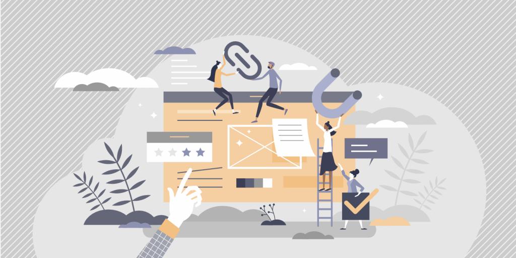 Come creare una home page