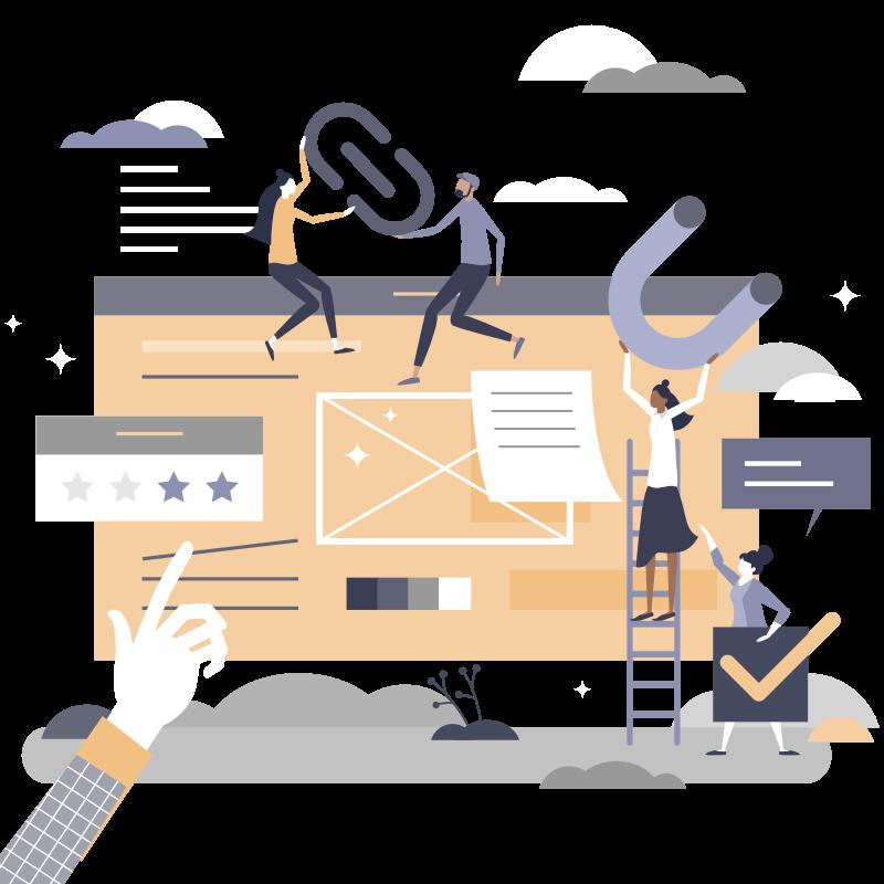 Realizzazione siti web, blog, eCommerce