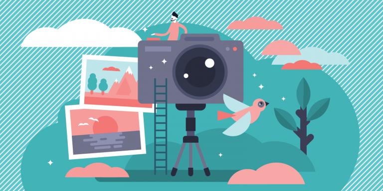 Come ridimensionare foto e immagini per il tuo blog