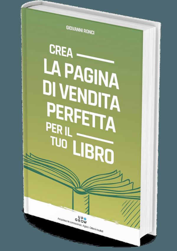 Crea la pagina di vendita perfetta per il tuo libro